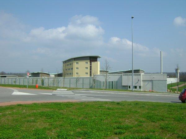 La prison de Roanne