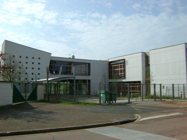 Le lycée Carnot site Sampaix