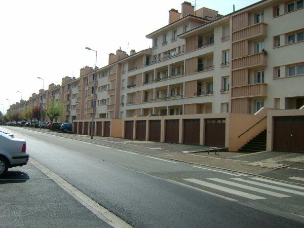 Le quartier Saint-Claire