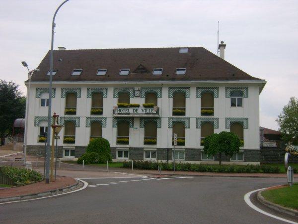 Encore l'hôtel de ville