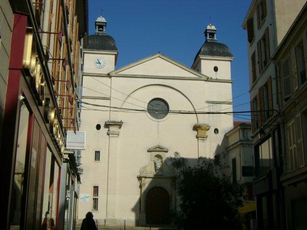 La chapelle Saint-Michel.