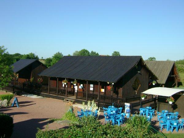 La gare du petit train touristique des belvédères