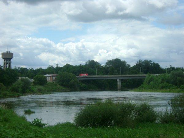 Le pont d'Aiguilly