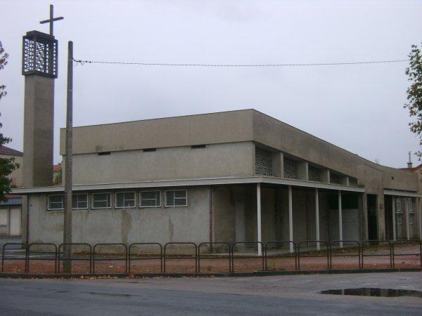 La chapelle Saint-Antoine