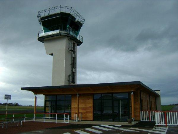 L'aéroport de Roanne-Renaison