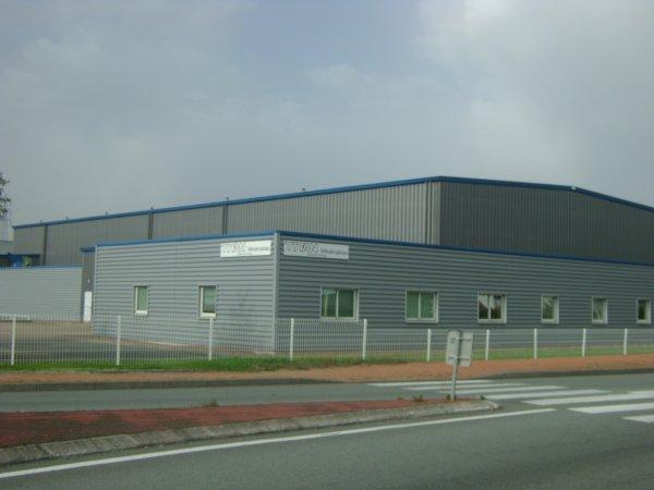 L'usine Titan