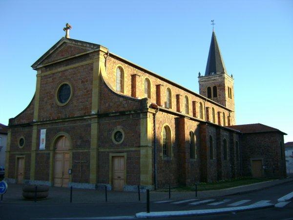 L'église Saint-Marc
