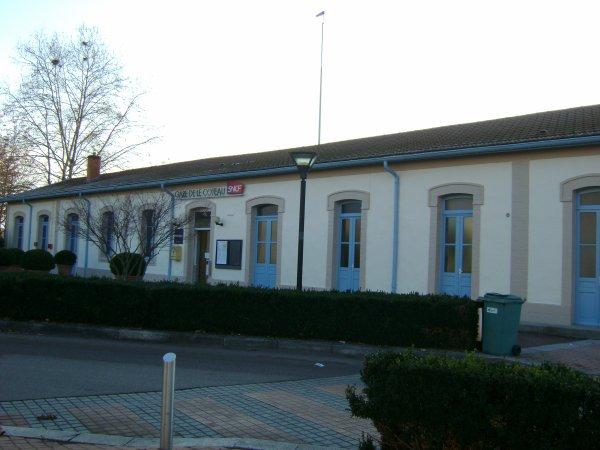 La gare du Coteau