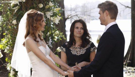 Le Mariage De Peyton Et Lucas One Tree Hill