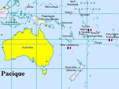C'est ici où je vis la Nouvelle-Calédonie, petite île française du Pacifique Sud à environ 22000 kms de la France