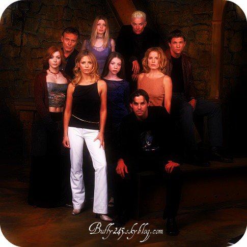 W9 annule la diffusion de Buffy !