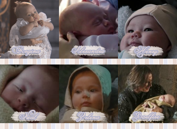 • OhOnce-Upon-A-Time »   Quel bébé préfères-tu ? Vs