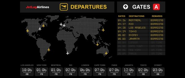 JetLag Airlines