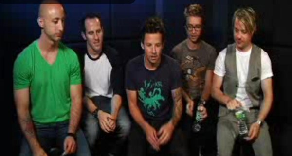 Simple Plan - WebChat 25 Juillet 2011