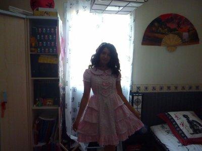 Histoire d'une Sweet Lolita.