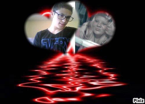 moi et mon ex  :)
