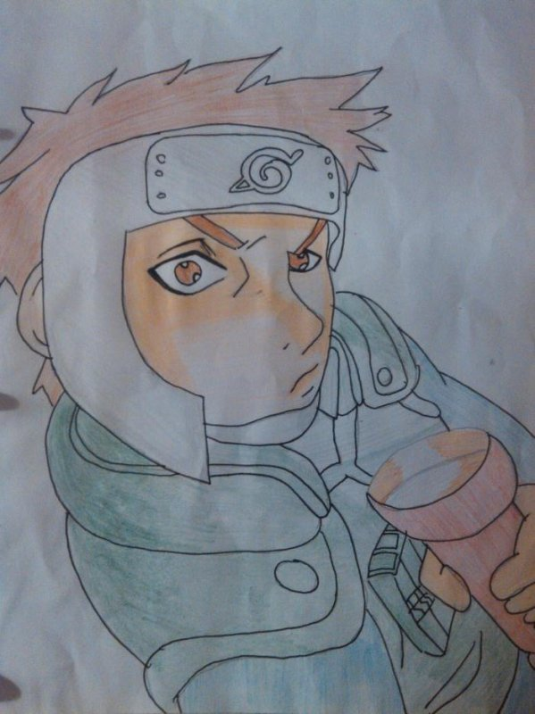 Article2: Team 7 \ Kakashi \ Yamato \ Itachi \ Trio légendaire...