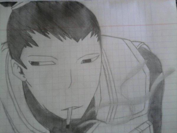 Article 5: Naruto \ Naruto(sexy jutsu) \ Shikamaru \ Lee \ Suigetsu \ Kakashi \ Sasori