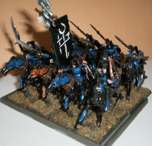 Armée : Cavaliers Noirs