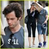 BLAKE LIVELY ET PENN BADGLEY