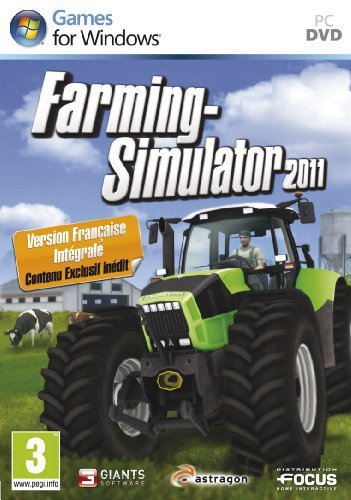 Farming simulator 2011.