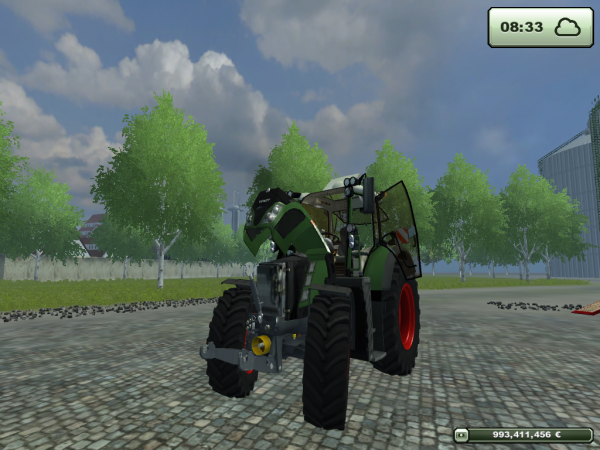 Fendt vario 724  - Farming simulator 2013