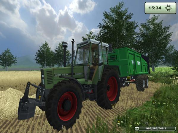 Moisson - Farming Simulator 2013