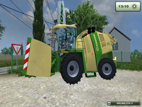 Krone BigX1100