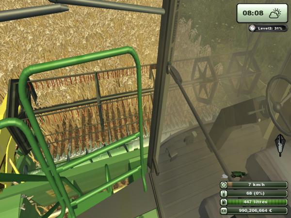 Moisson de l'orge 2013 - Farming simulator 2013