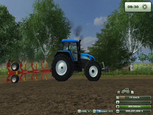 Laboure - Farming simulator 2013.