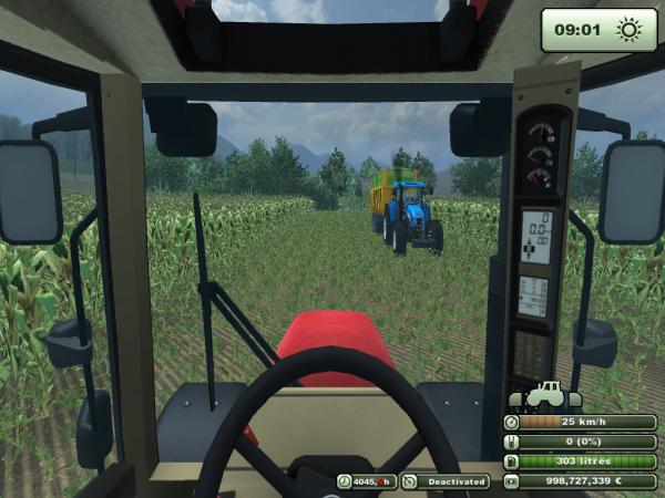 Ensilage - Farming Simulator 2013. [Deuxième parti]