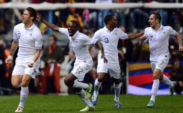 Espagne-France, troisième match de qualification pour le mondial 2014