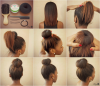 Explication Chignon Bun #1
