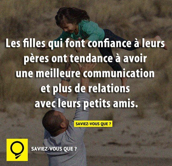 relation pere fille