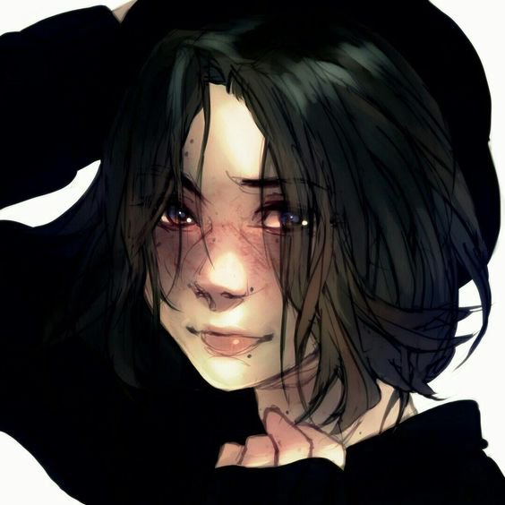 Andy ~ Not exactly like I imagined her, cause she got green eyes and longer hair, but whatever.