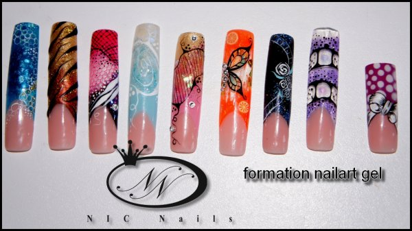 formation nailart gel ©