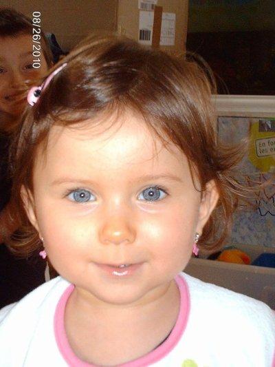 Ma nièce Lynéa