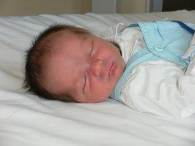 Mon fils Hylan