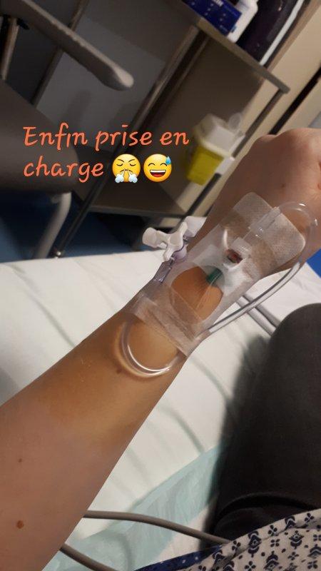 ENFIN Prise en charge pour cette **** d'infection !