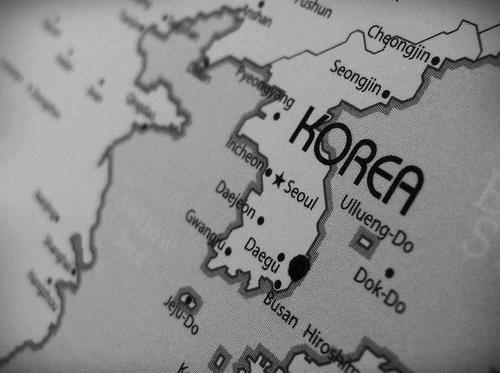 Korean-Corée-한국