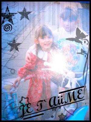 Sorella ~ 14 ans qu`On s`cOnnaιt . .._Tu es de ma famille.,De mon ordre et de mon rang.,Celle que j'ai choisie.,Celle que je ressens.,Dans cette armée de simple gens !!