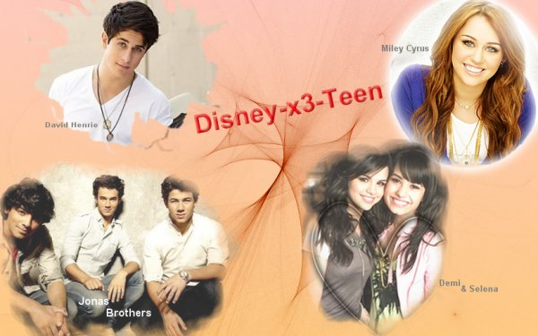 Welcome To Disney-x3-Teen
