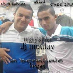 che zino duo cheb 3atman lasal berahal 2012  live a mascara