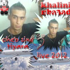 cheb zino tiyara live 2012