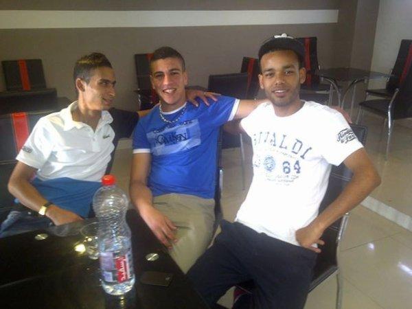 zino et hichem et mboulhi