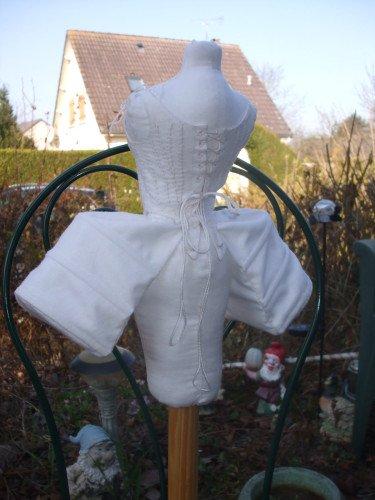 le corset de  nos arrières grands-mères