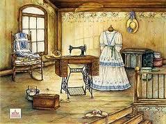 les rubans de robes