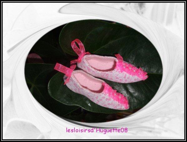 """les souliers de """"lutin"""""""
