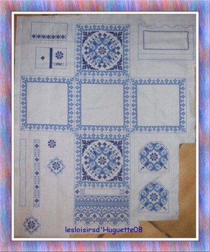 mon rêve en bleu....de Mamilou