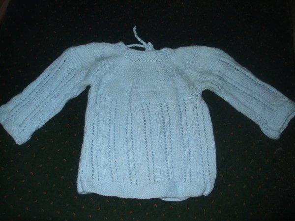 quelques tricots